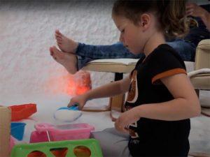 Halotherapie bij kinderen